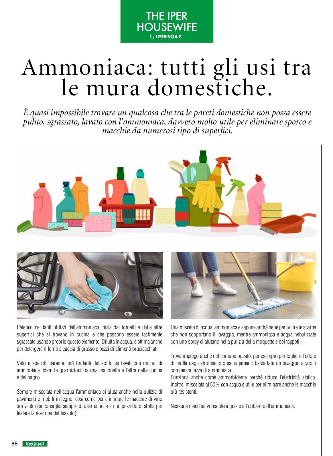 Miscela Per Pulire Il Forno ipersoap magazine n°5 maggio 2019! - calameo downloader