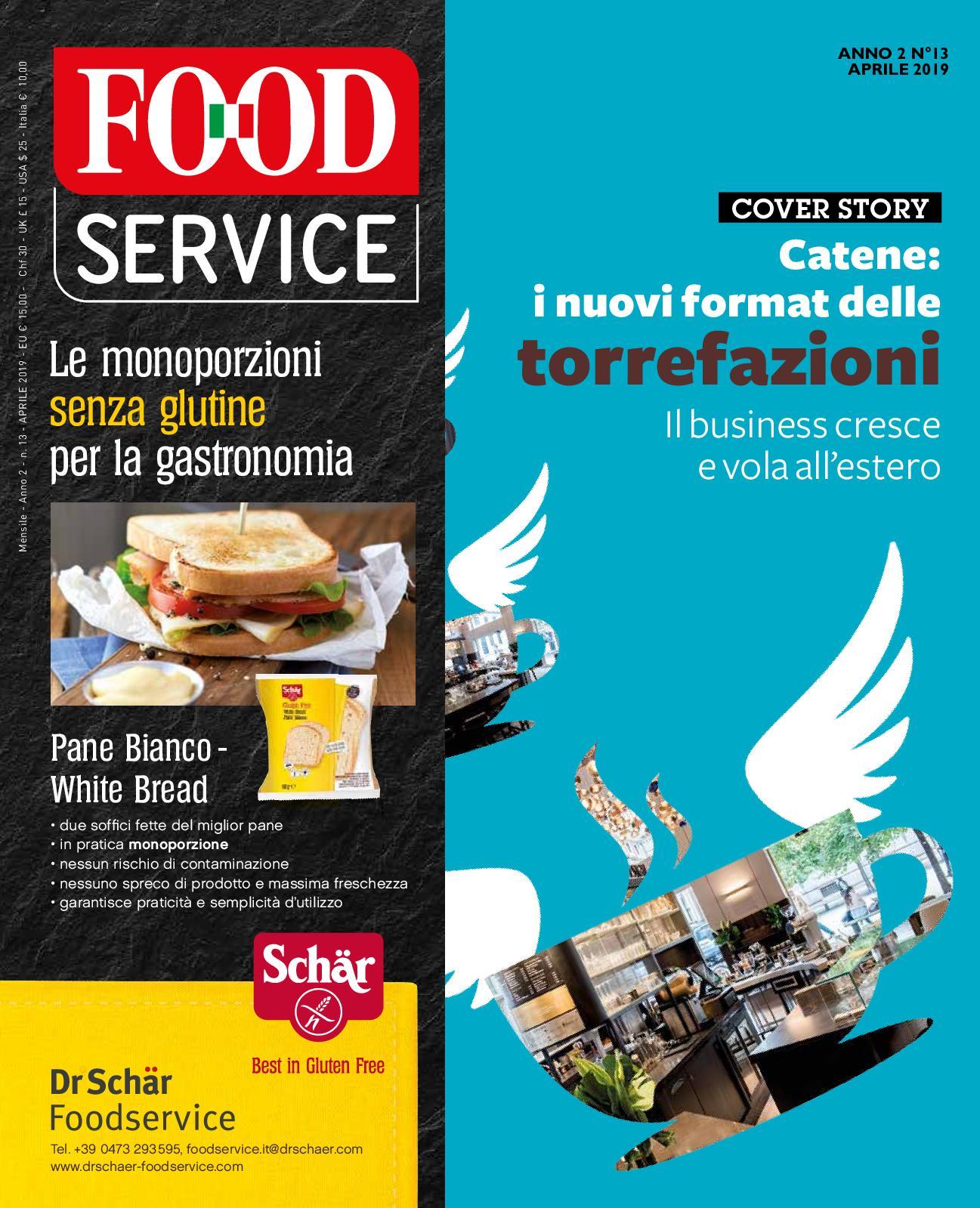 72f803f627 Calaméo - FOOD SERVICE - APRILE 2019 - SFOGLIABILE COMPLETO