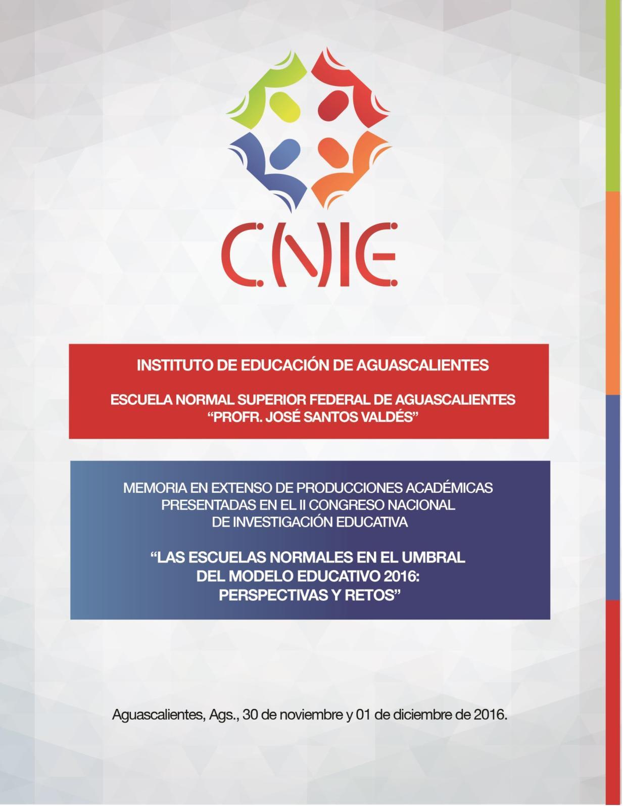 Calaméo Memoria Ii Congreso Ensfa Jul 2016