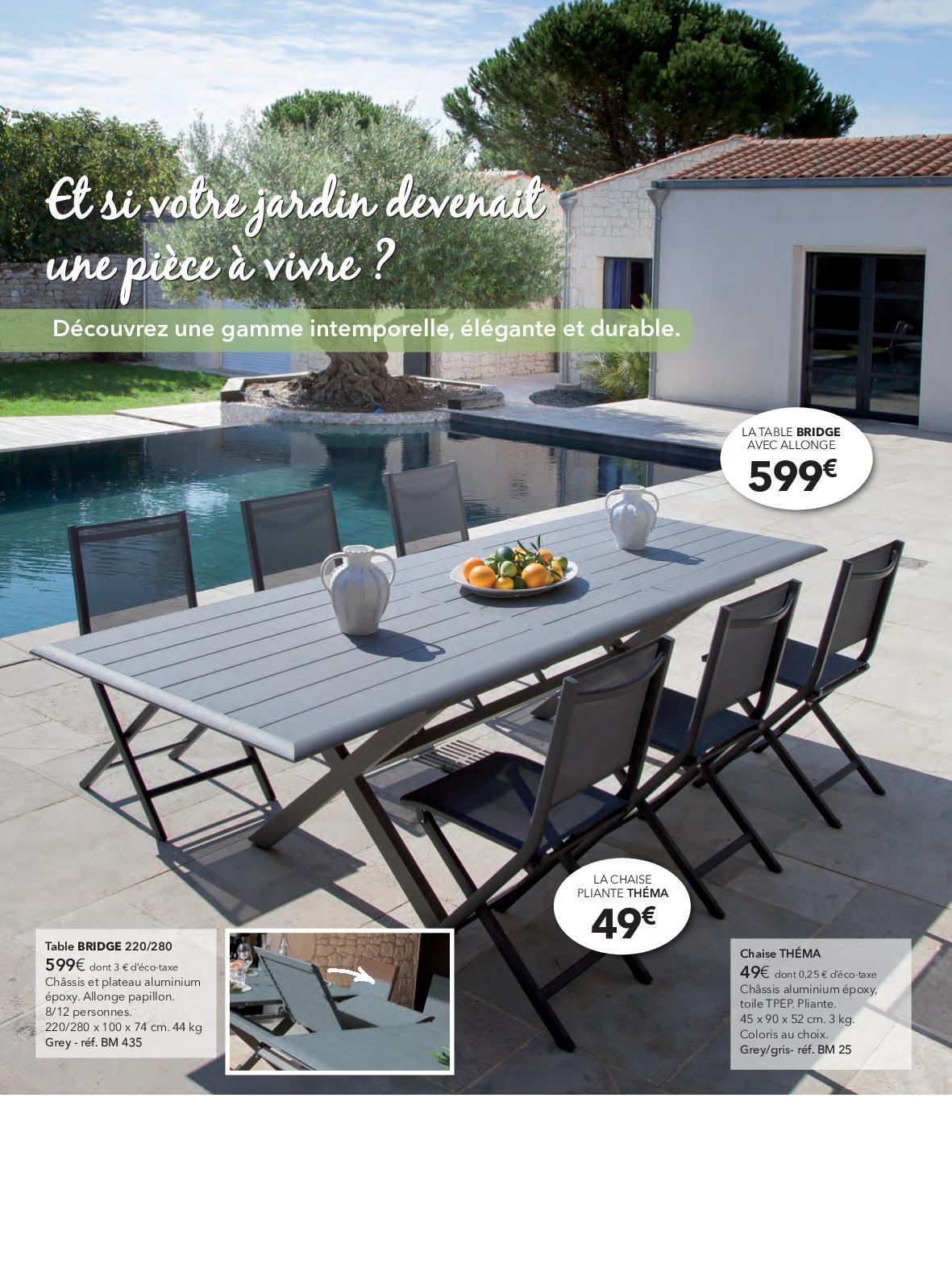 Calaméo - Et si votre jardin devenait une pièce à vivre ?