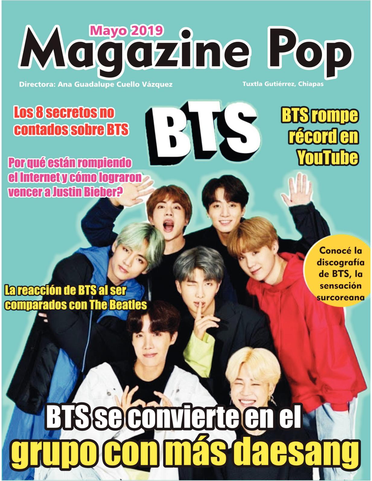 Magazine Pop
