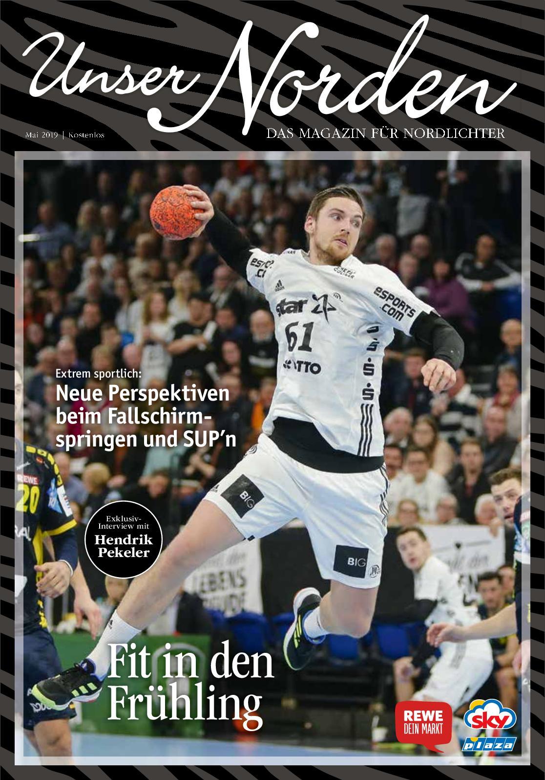 Calameo Unser Norden Magazin 05 2019