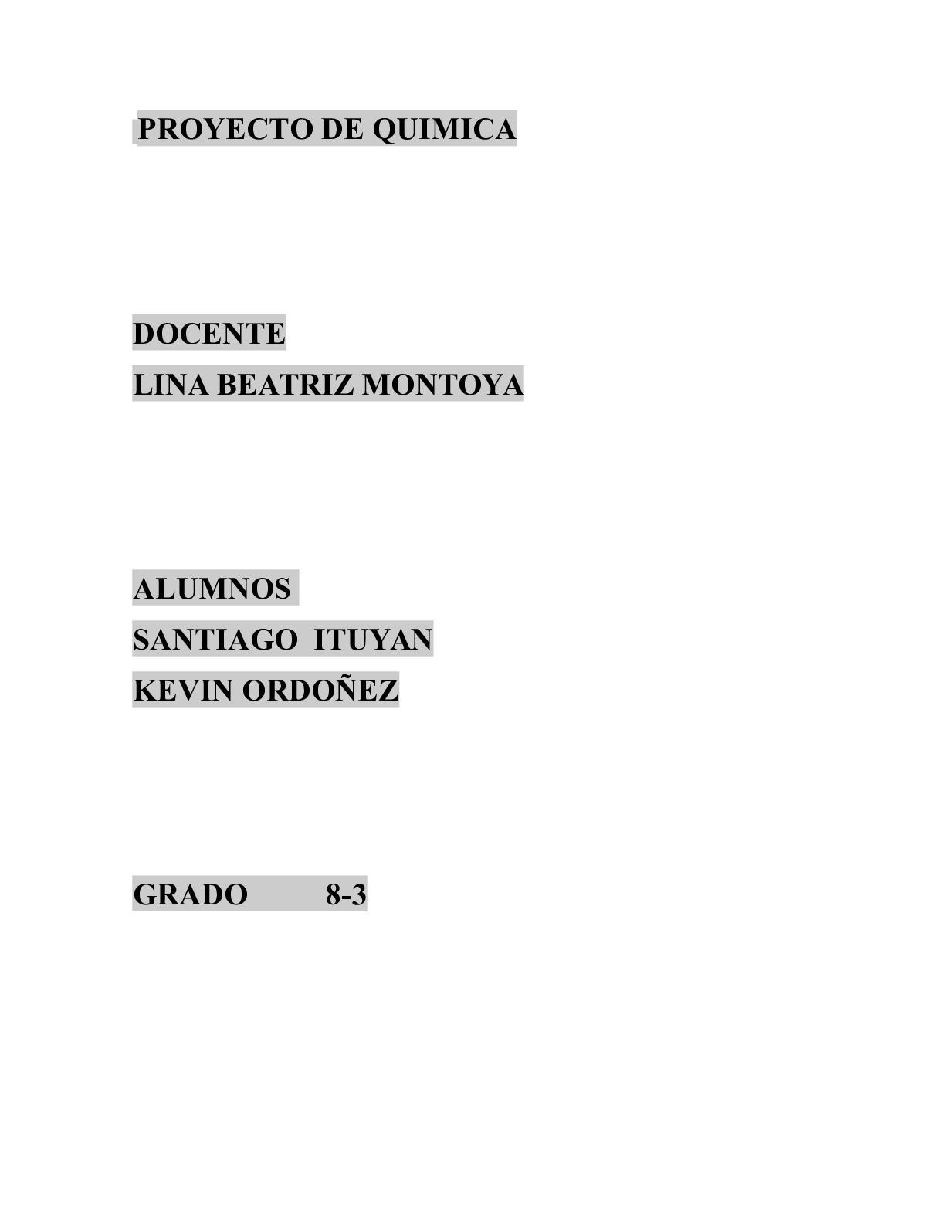 Calaméo Quimica Revista 8 3