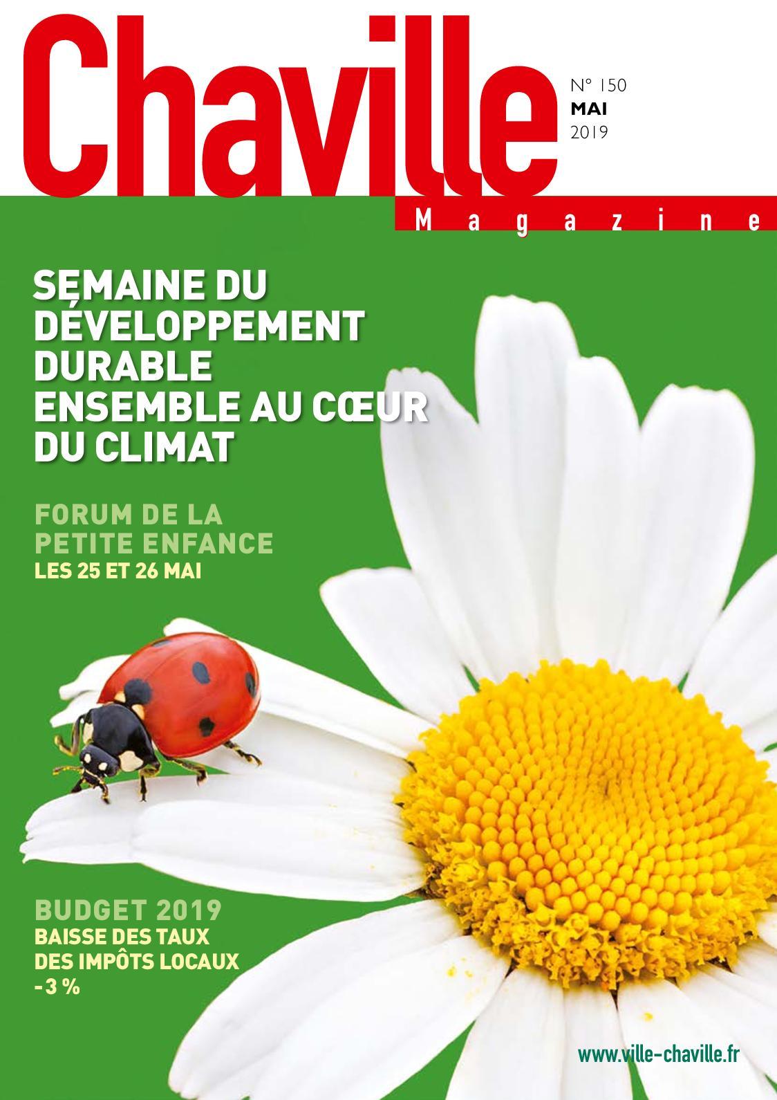 Les Sens Du Bien Etre Chaville calaméo - chaville magazine 150