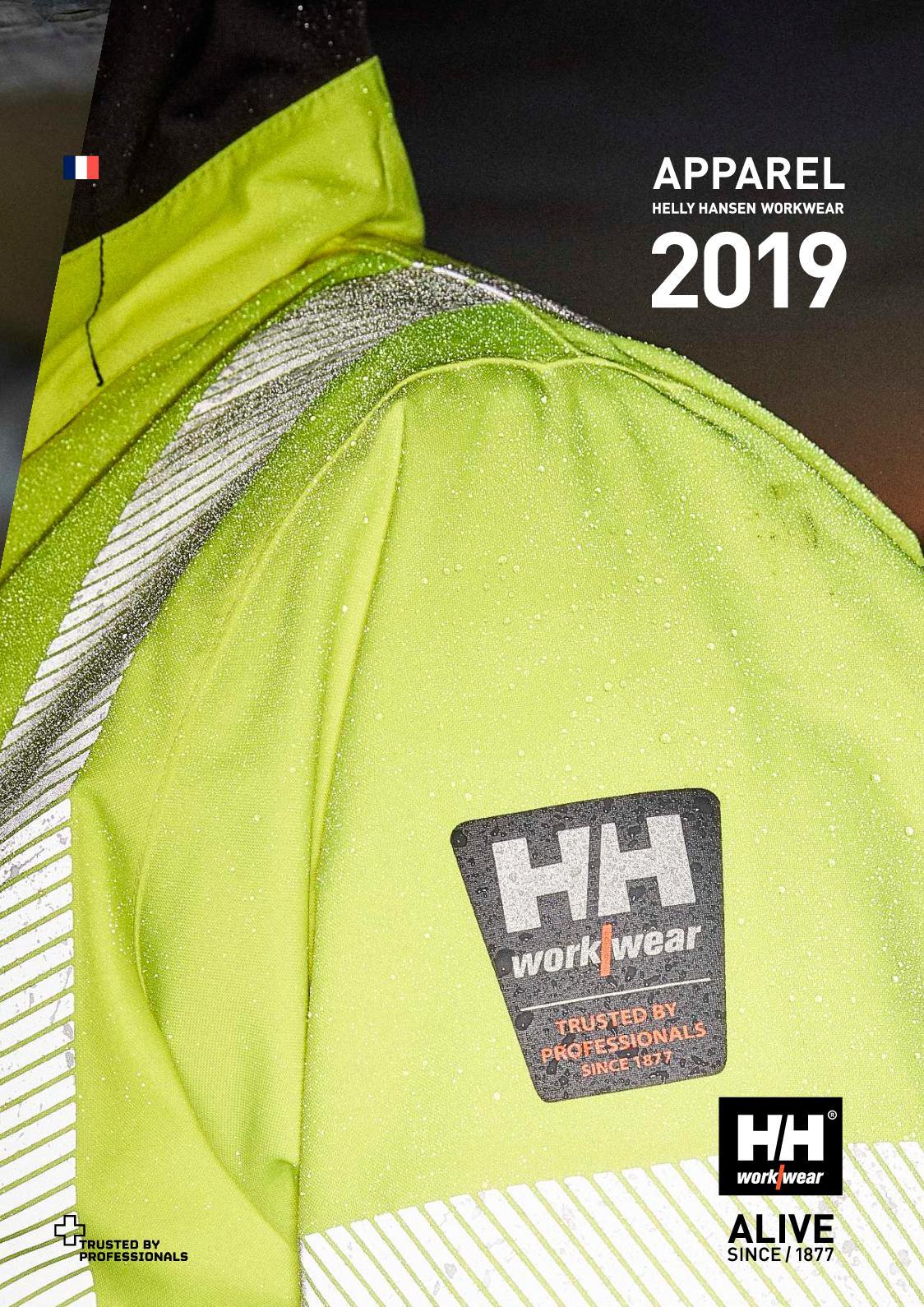 Calaméo Catalogue Helly Hansen 2019