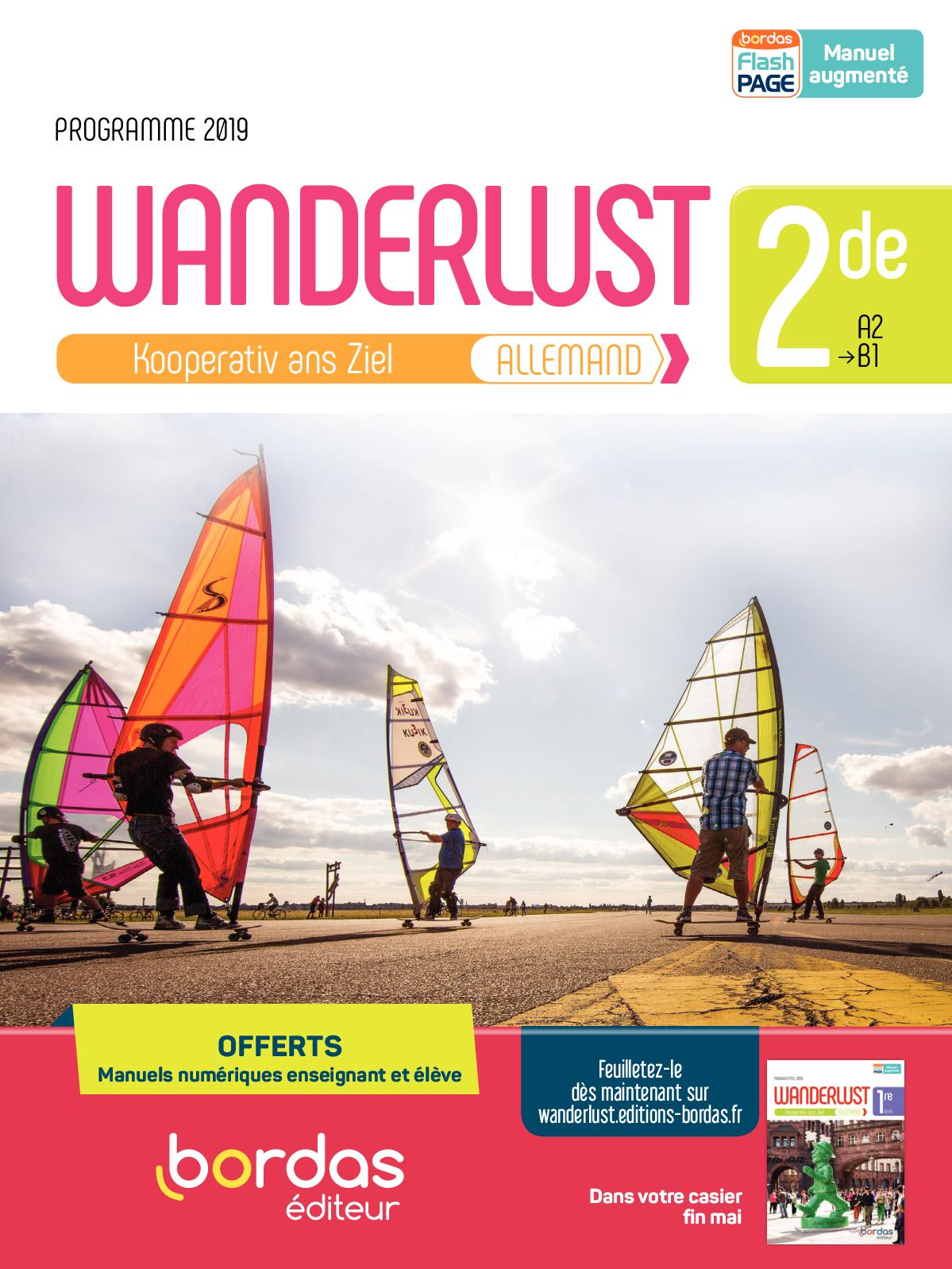 Calaméo - Wanderlust 2de