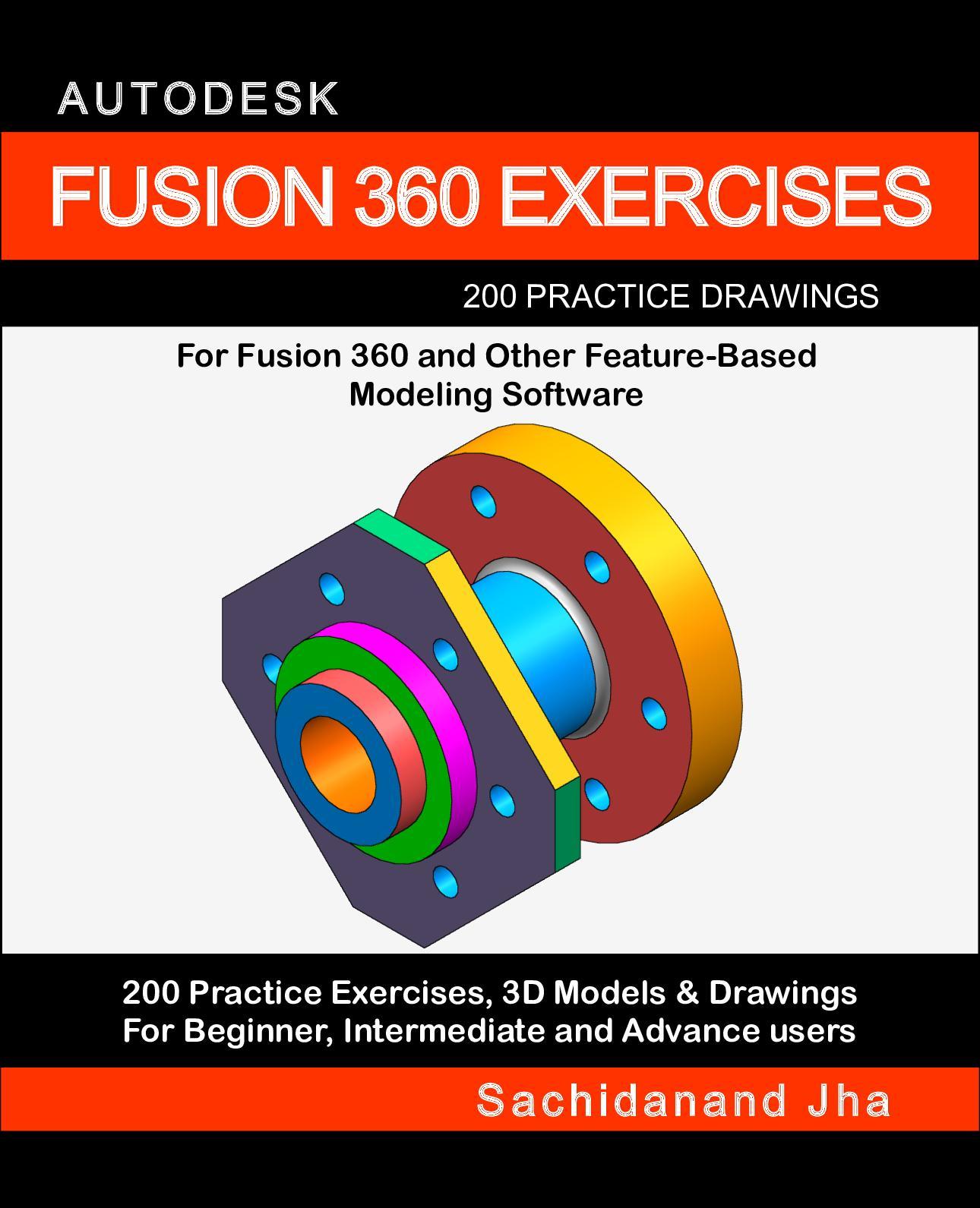 Calaméo - Fusion 360 Practice Exercises Pdf