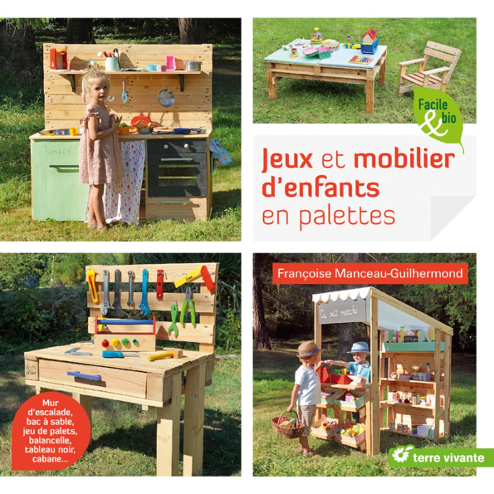 Comment Faire Une Balancelle En Palette calaméo - jeux et mobilier d'enfants en palettes