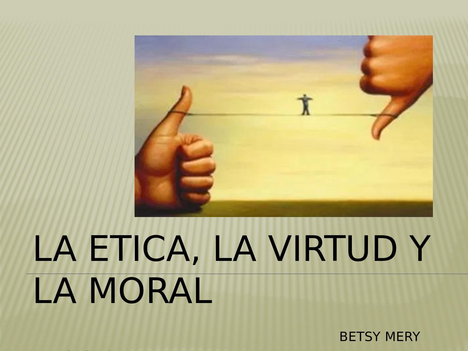 Calaméo La Etica La Virtud Y La Moral