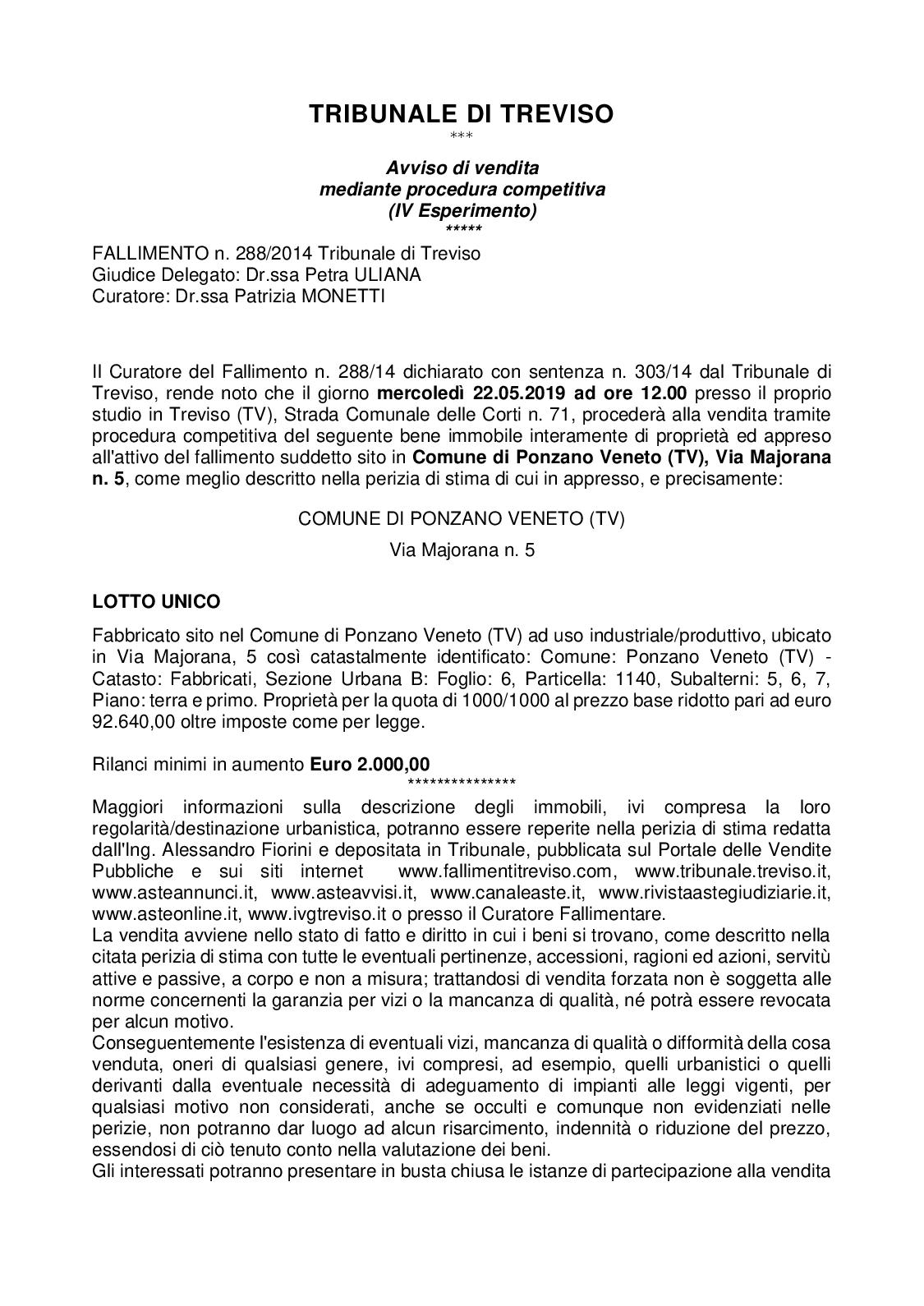 Comune Di Ponzano Veneto calaméo - documento