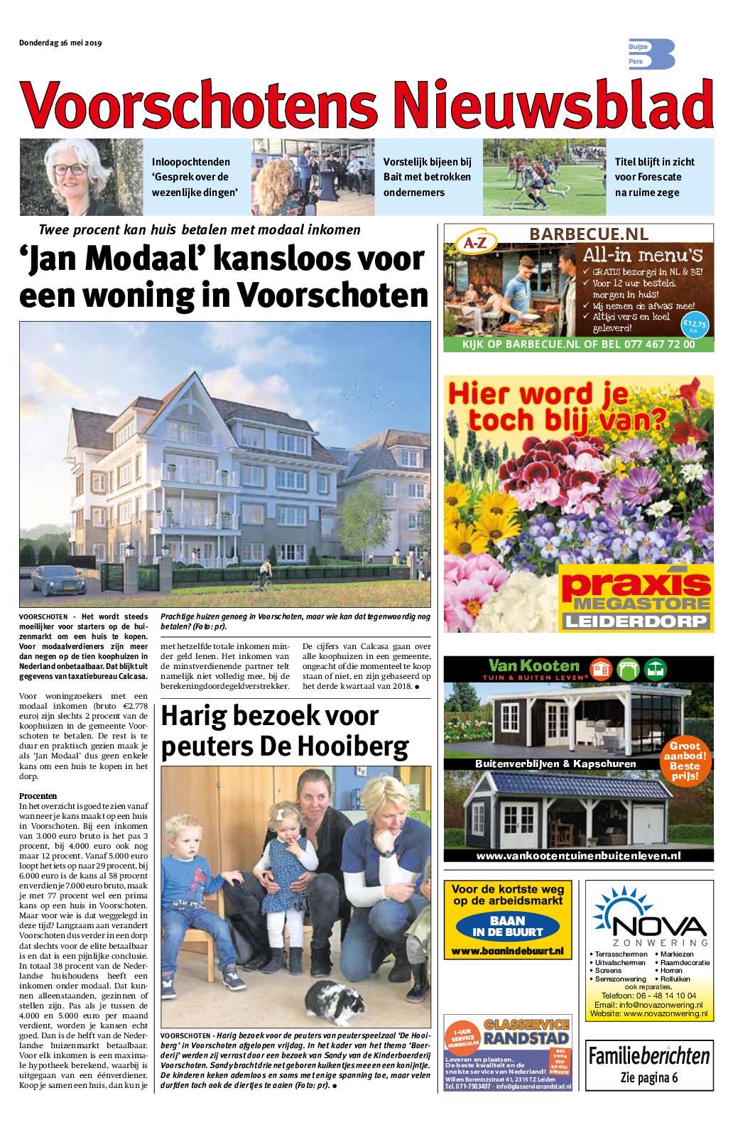 Calaméo Voorschotens Nieuwsblad 16 05 2019