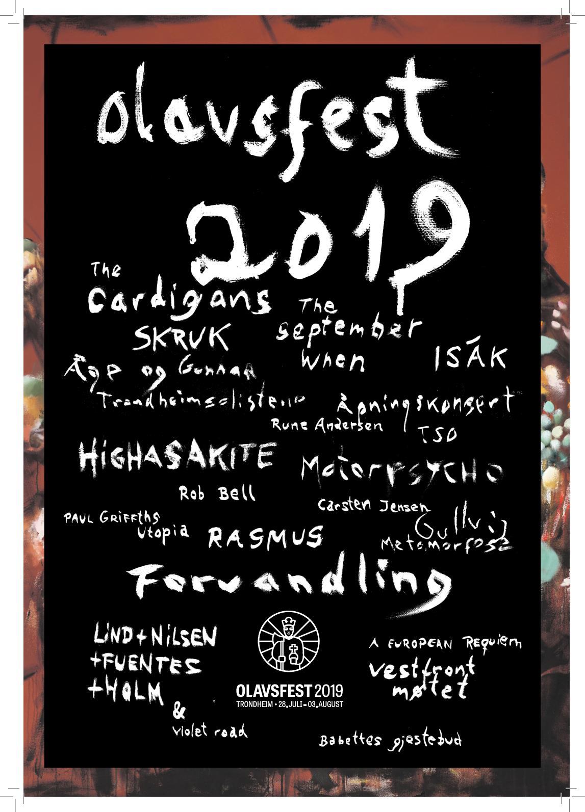 83cf6b5b Calaméo - Olavsfest 2019 Festivalmagasin