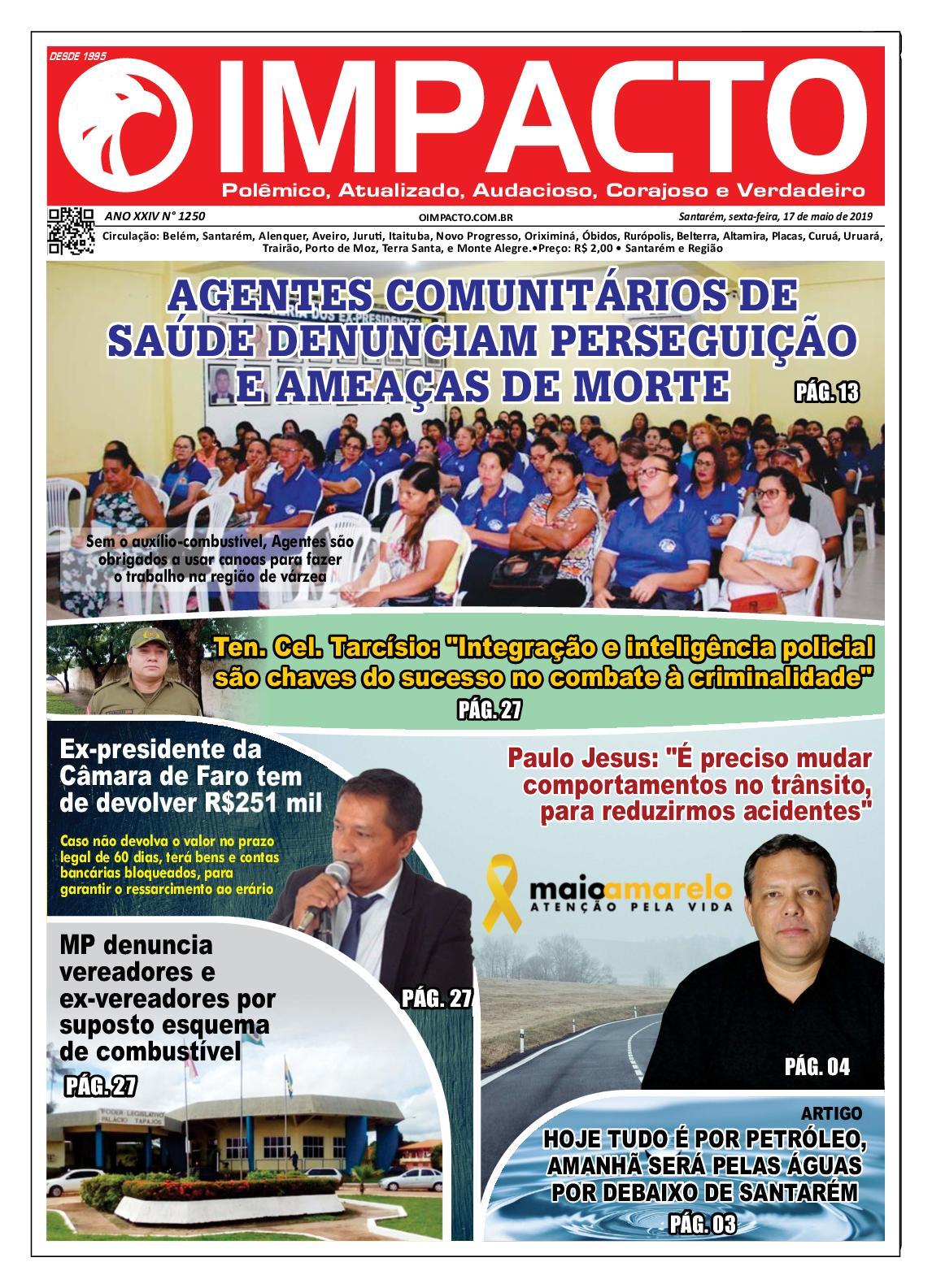 02e3e94f33 Calaméo - Jornal O Impacto Ed. 1250