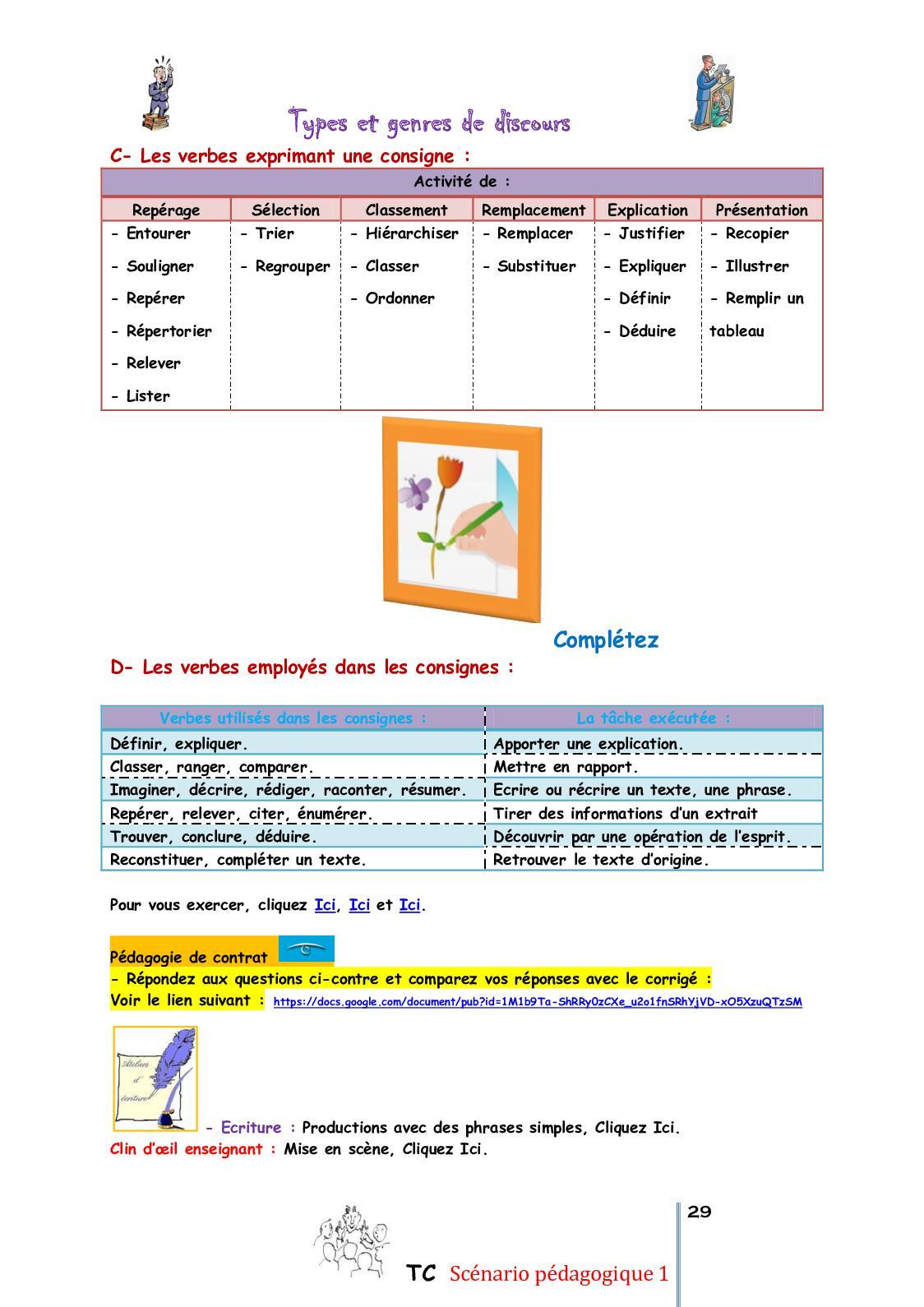 1 Etudier Les Types Et Les Genres De Texte Calameo Downloader