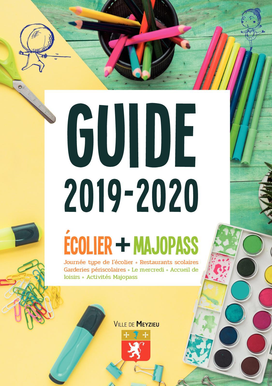Calaméo Guide De Lécoliermajopass 2019 2020