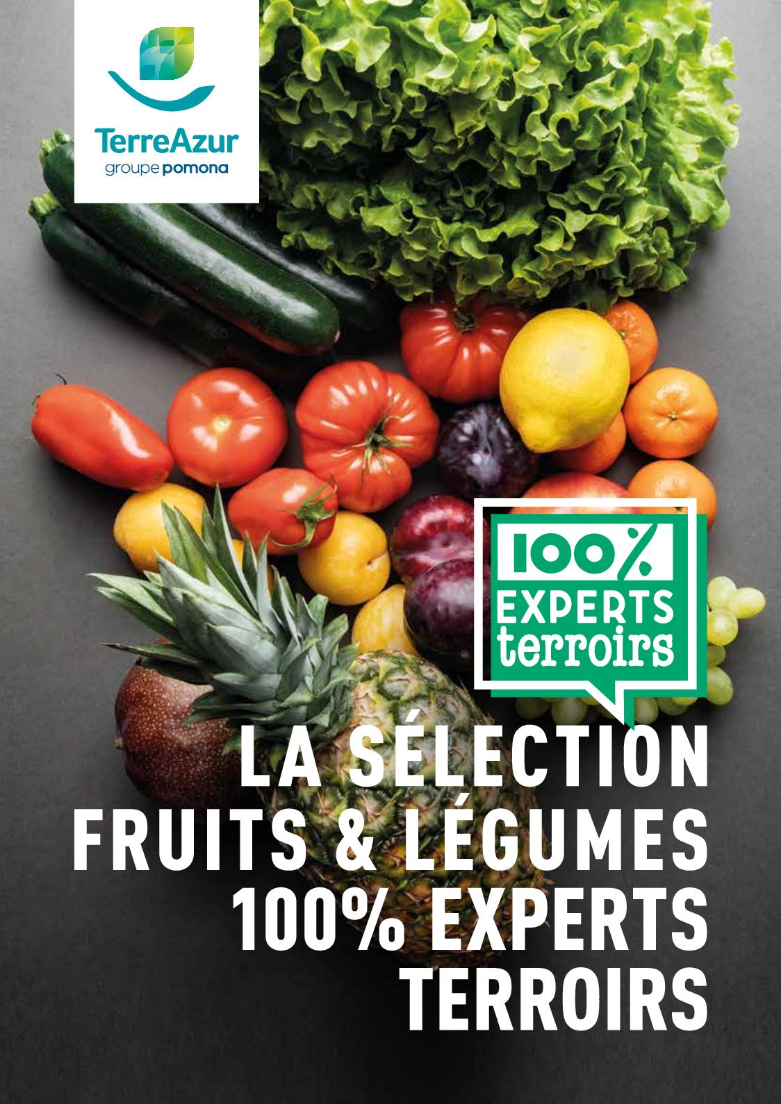 Catalogue additionnel 100% Experts Terroirs