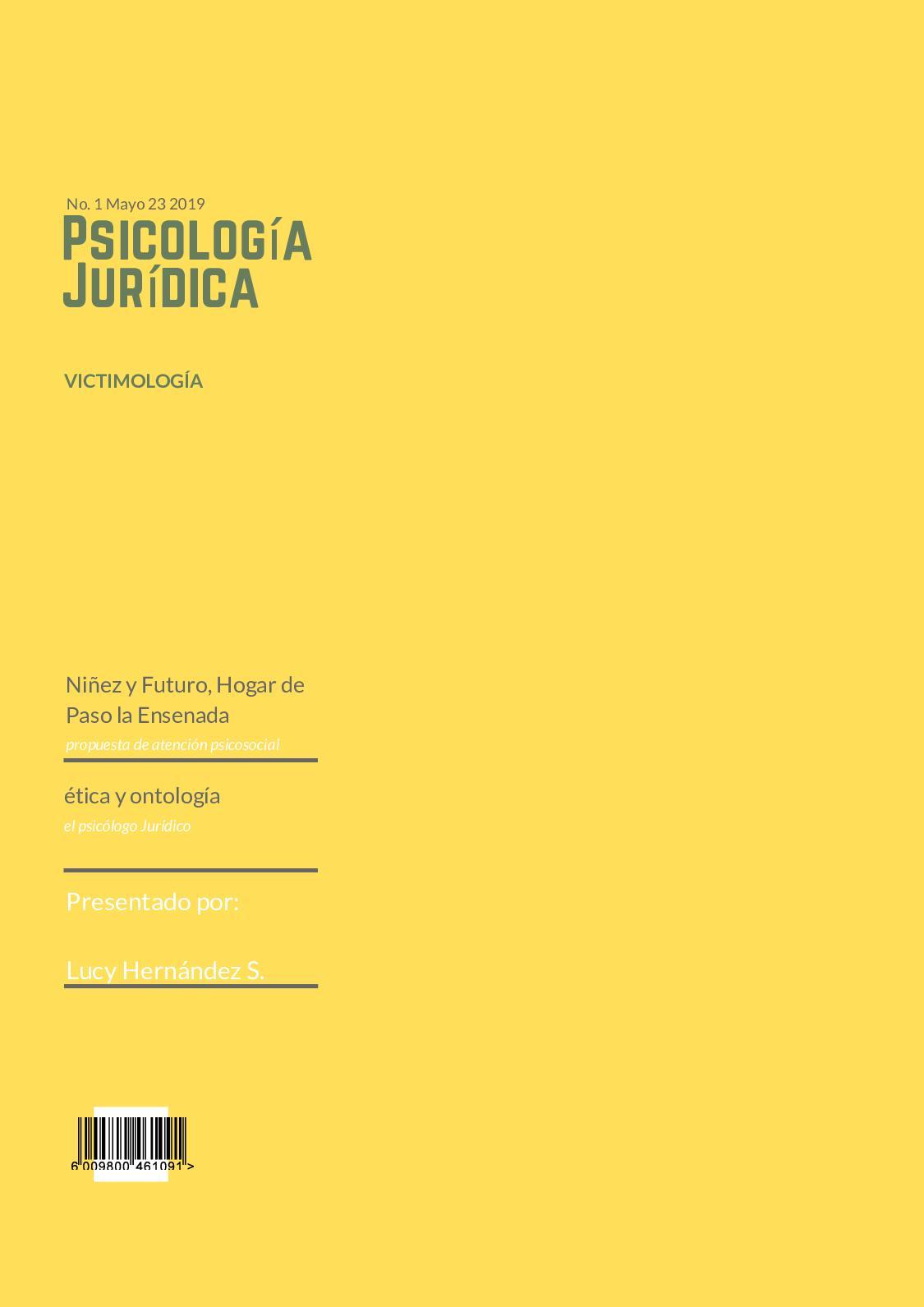 Acción Psicosocial En El Contexto Jurídico