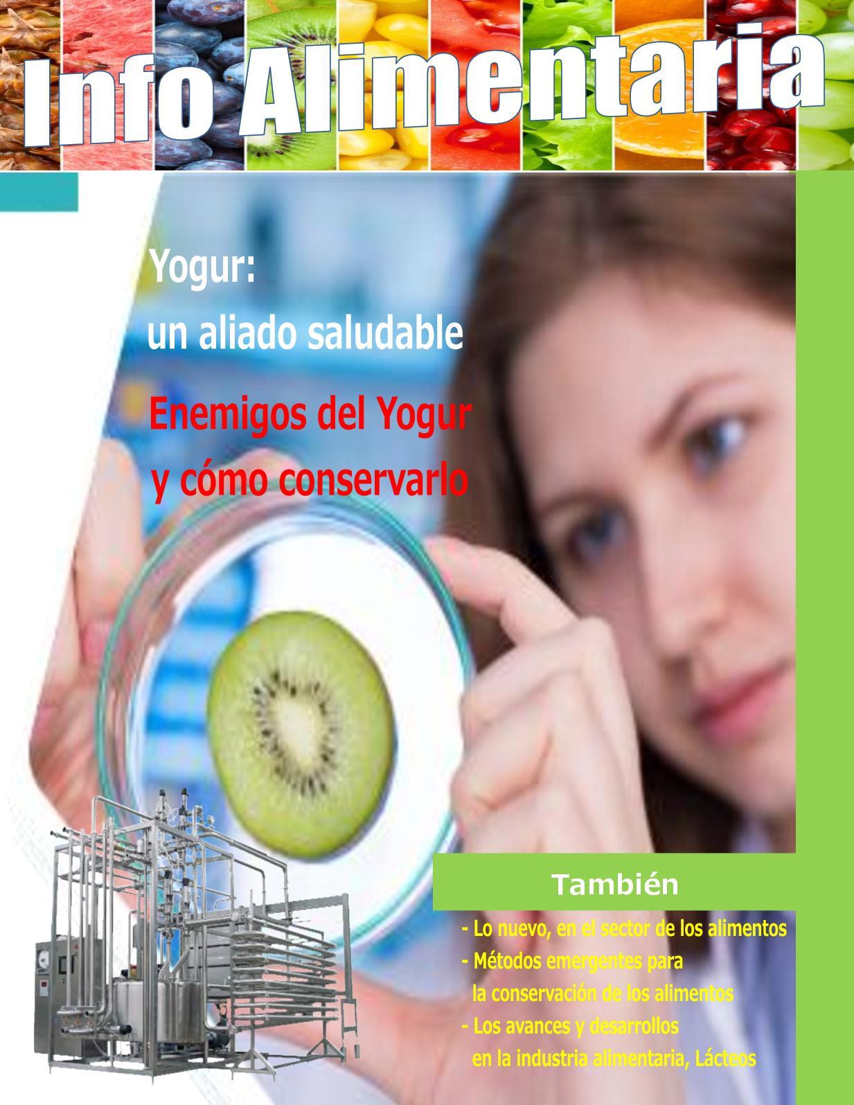 Revista Info Alimentaria