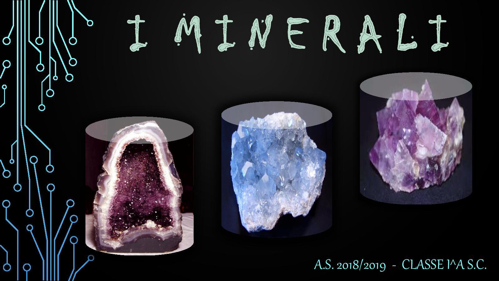 Ametista Dove Trovarla calaméo - minerali 1a s
