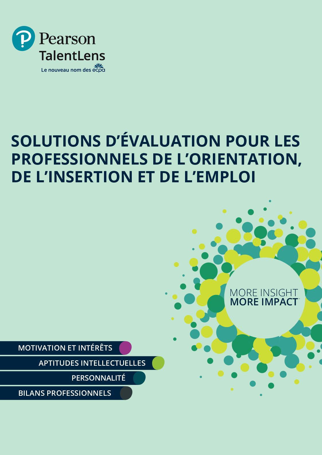 Calameo Solutions D Evaluation Pour Les Professionnels De L
