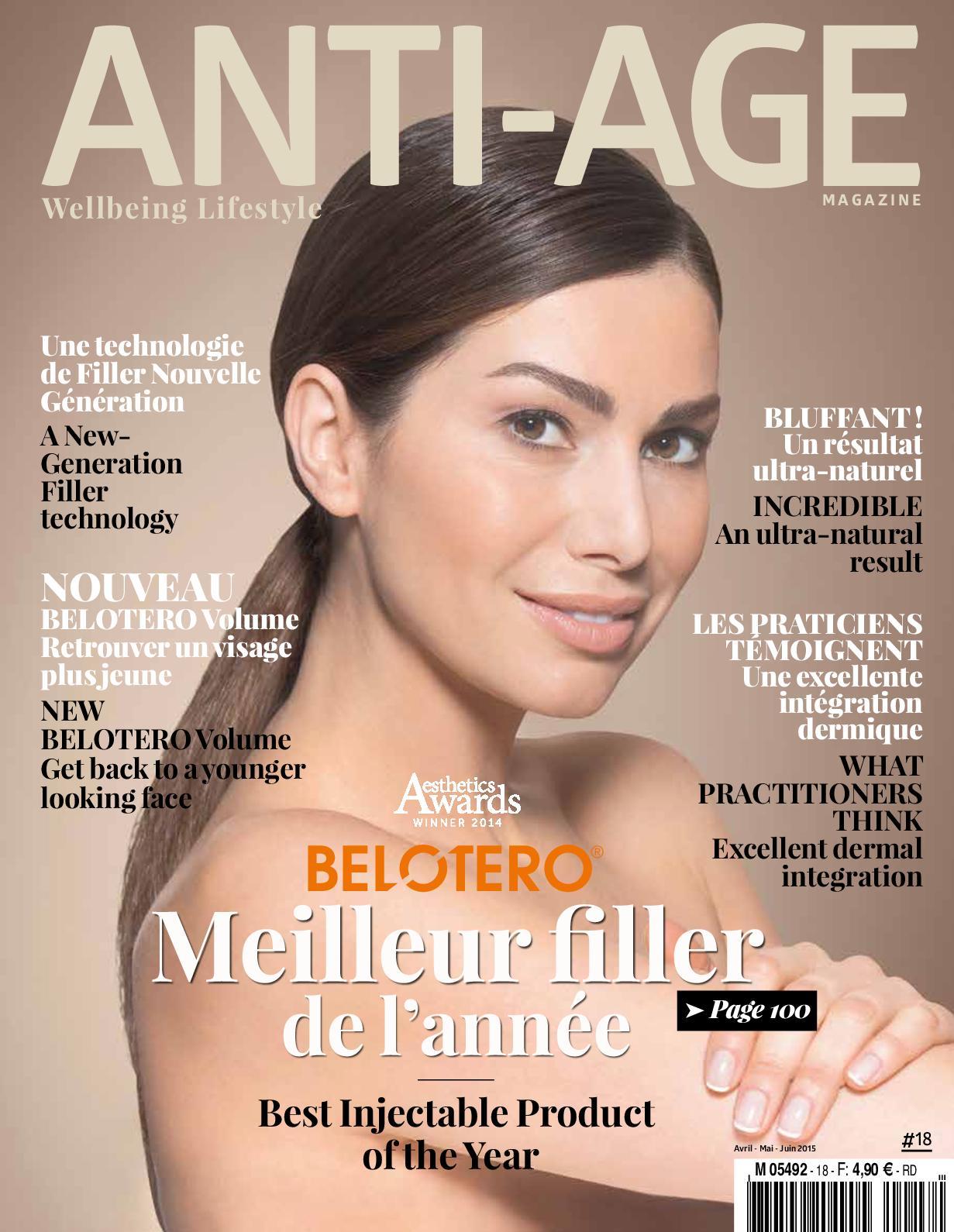 ANTI-AGE Magazine #18