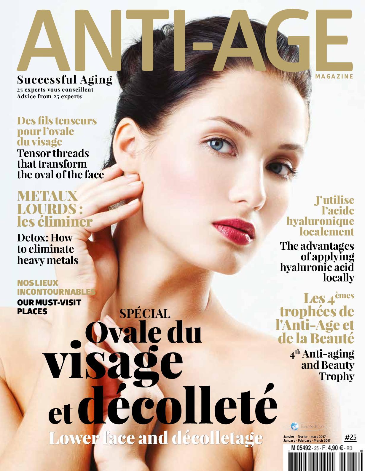 ANTI-AGE Magazine #25