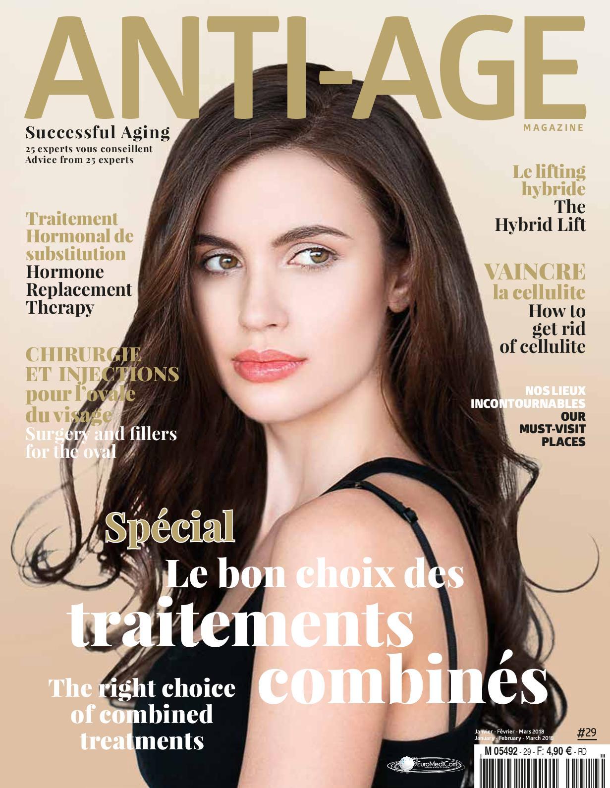 ANTI-AGE Magazine #29