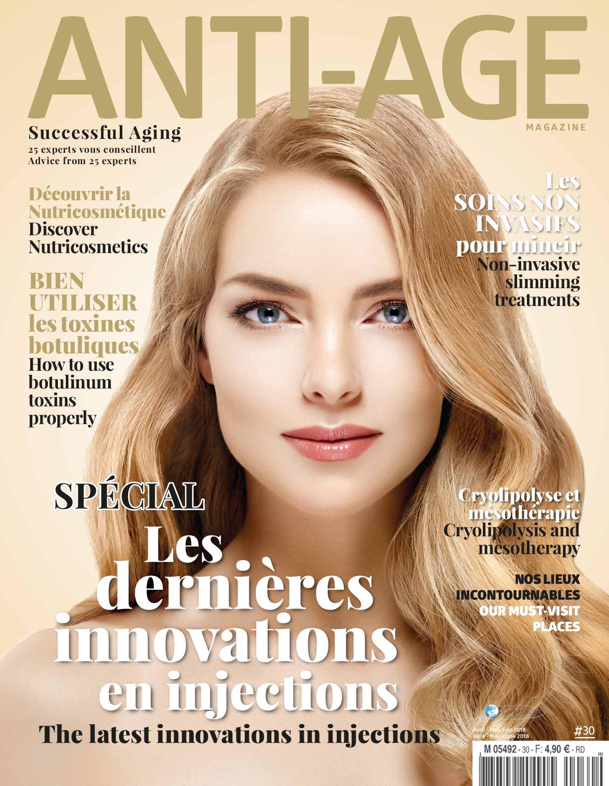 ANTI-AGE Magazine #30
