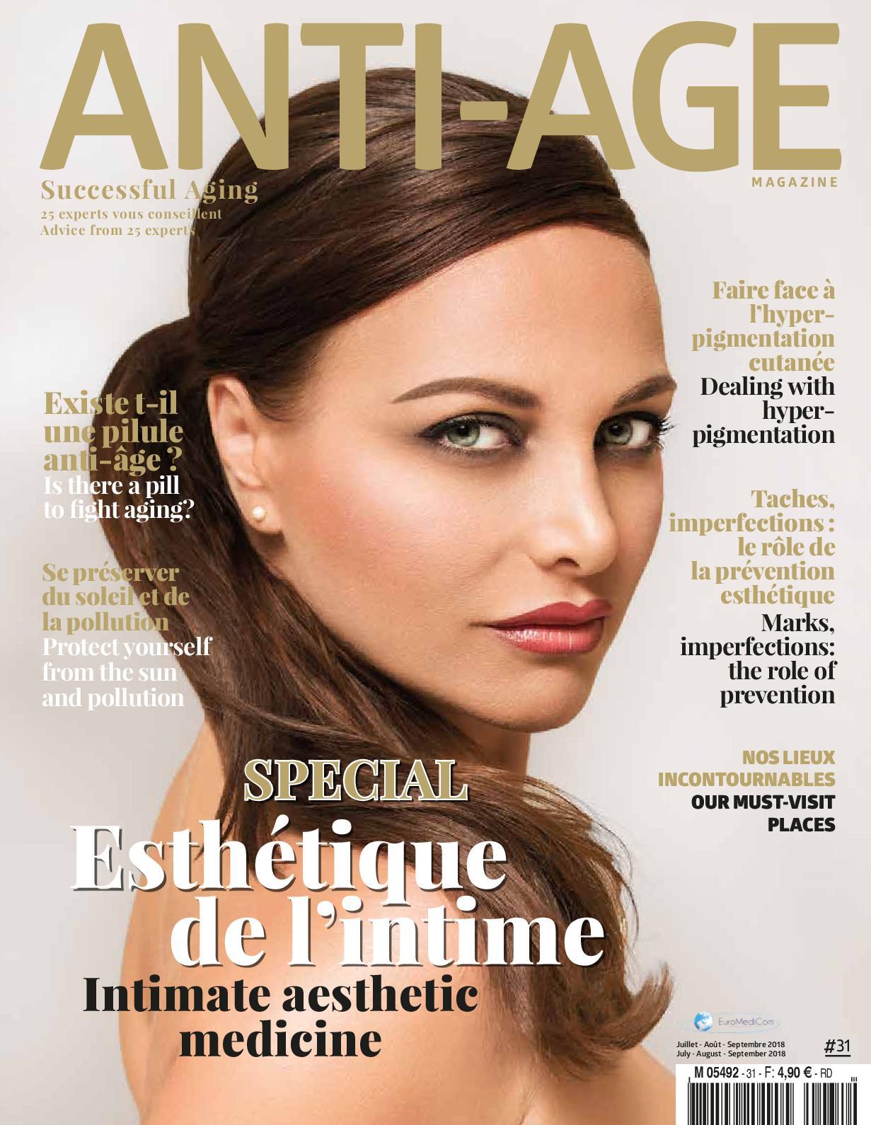 ANTI-AGE Magazine #31