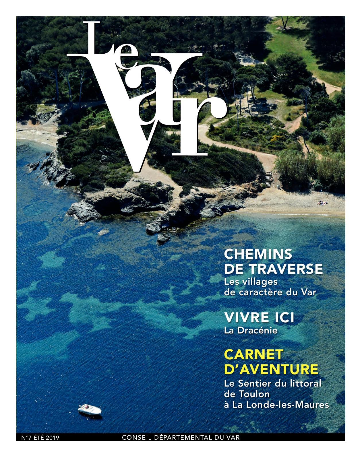 Ferronnier Dans Le Var calaméo - le var n°7 - Été 2019