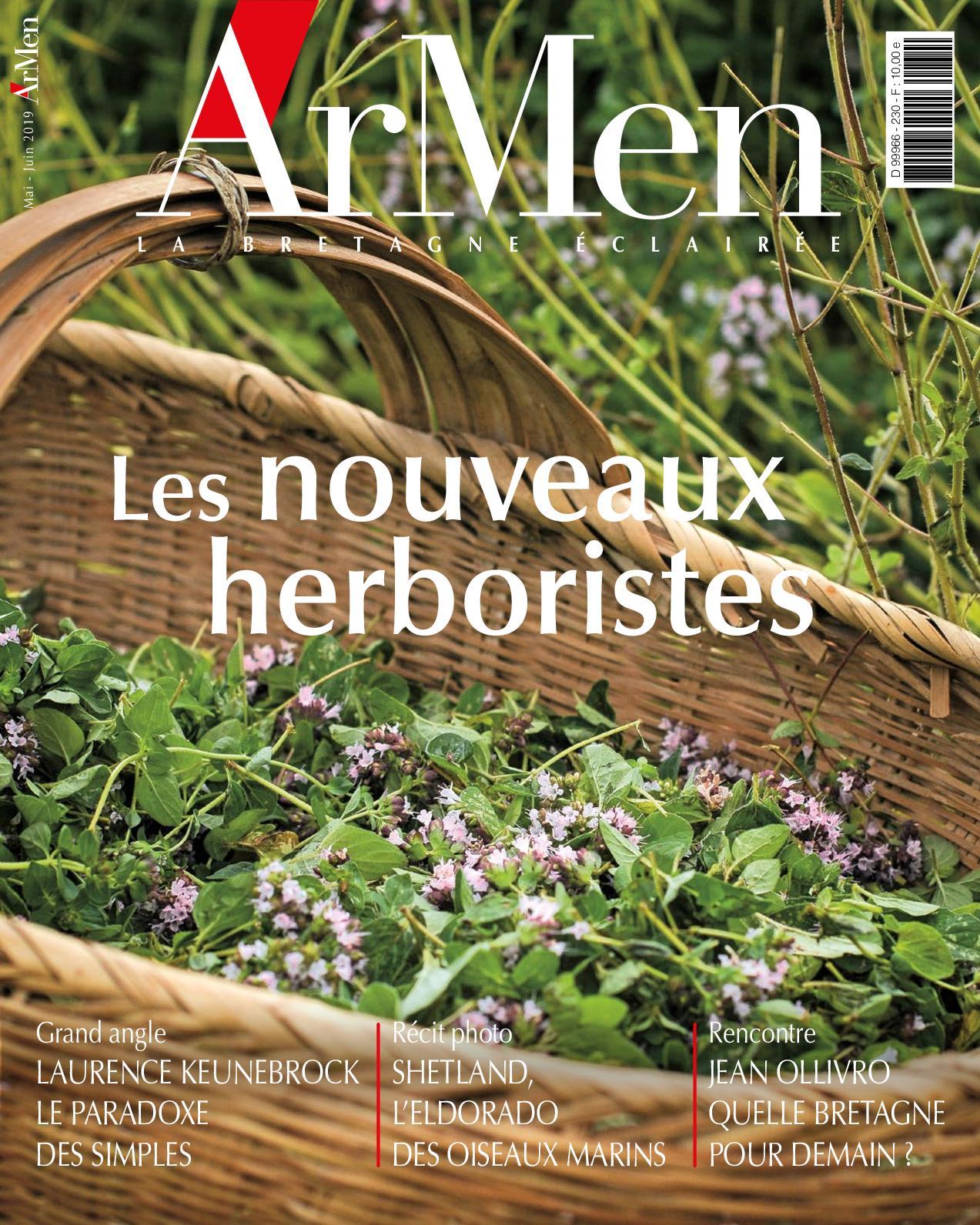 Anais Jeanneret Photo Lui calaméo - armen n°230 - mai / juin 2019