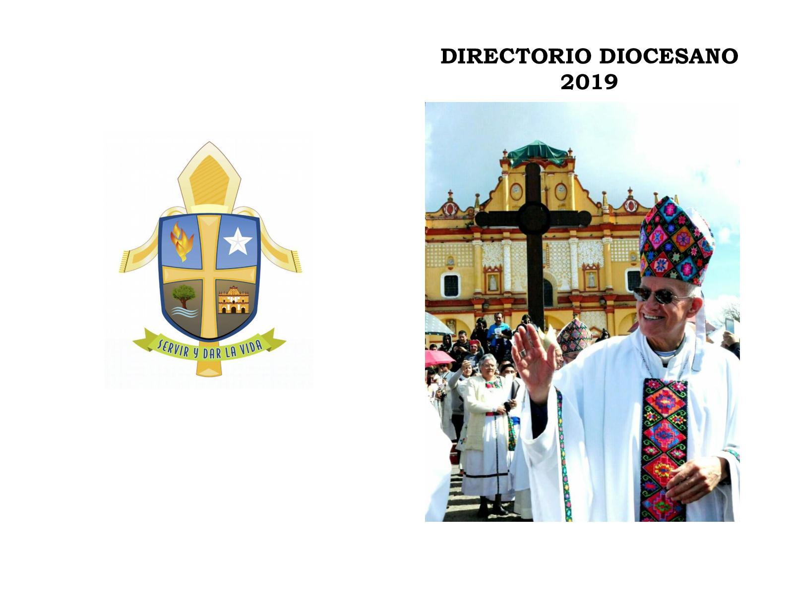 Directorio Diocesano 2019