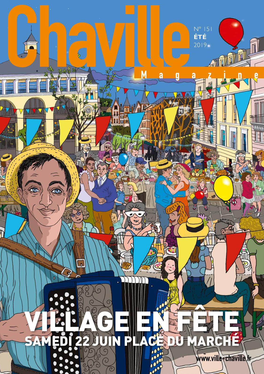 Les Sens Du Bien Etre Chaville calaméo - chaville magazine 151