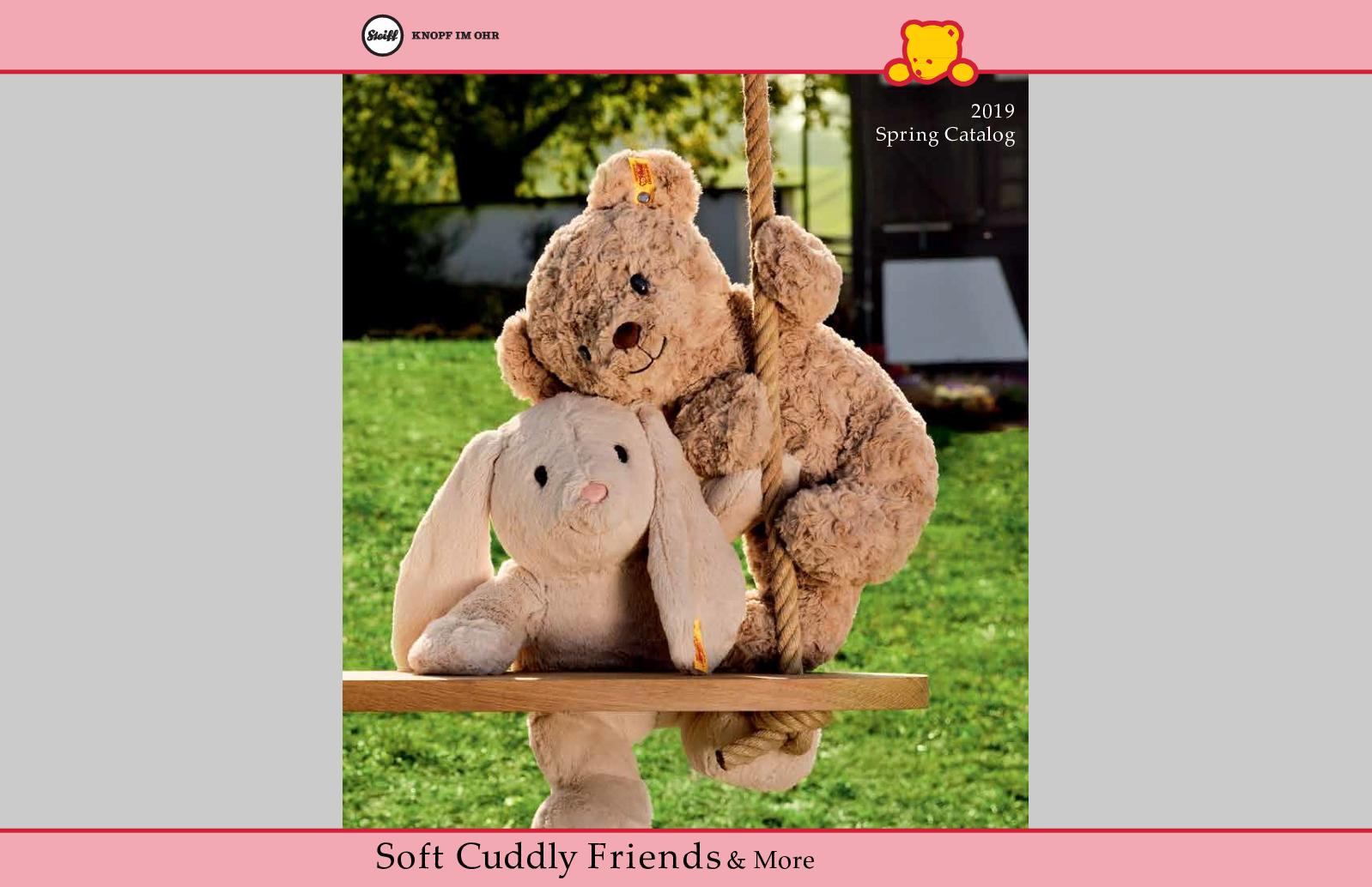 18cm 087776 Steiff Soft Cuddly Friends Unica Unicorn washable plush soft toy