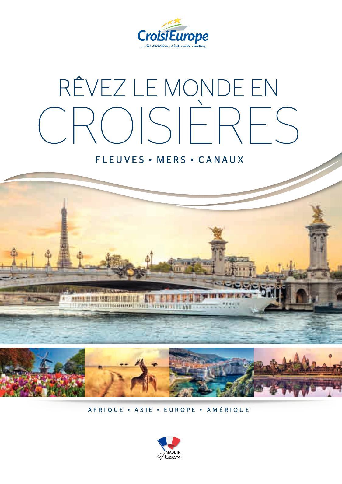 Calaméo Croisieurope Brochure 20192020 Calaméo Individuelle kZuTOXiP