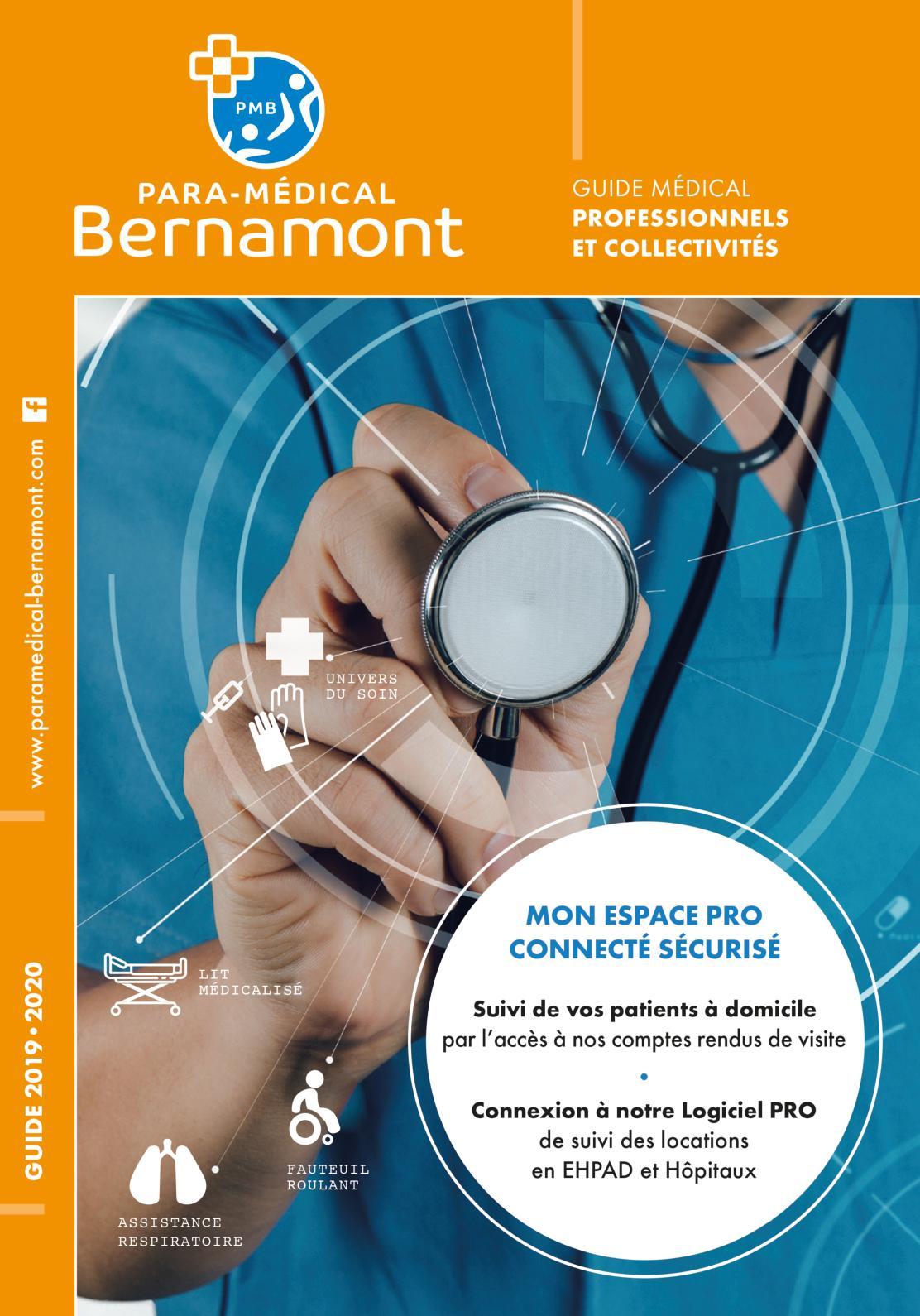 538788732b Calaméo - Paramedical Bernamont Catalogue Pro 2019