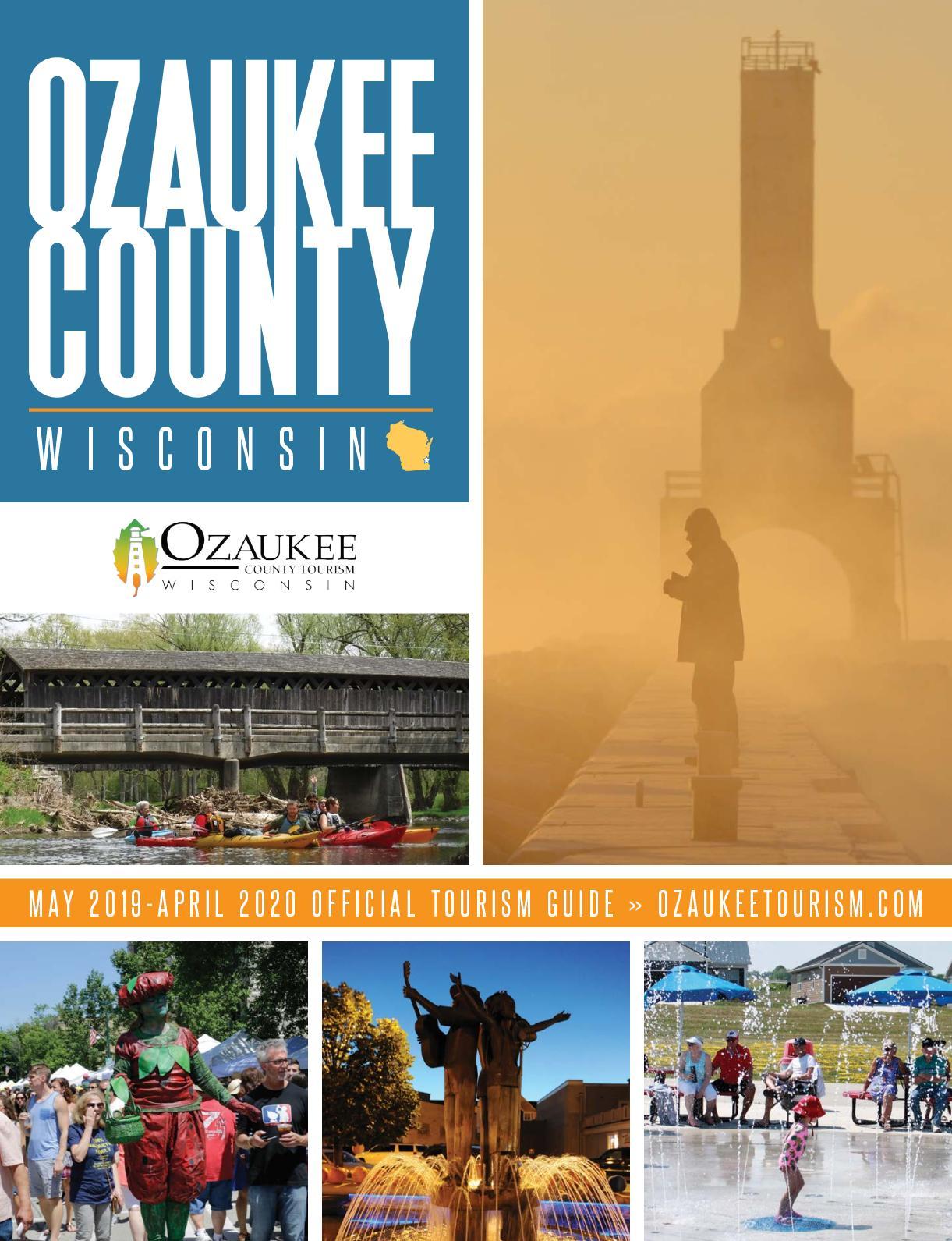 Ozaukee County Fair 2020 Schedule.Calameo Ozaukee Cty Wi 2019