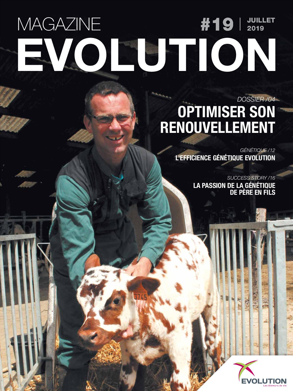 Magazine Evolution N°19