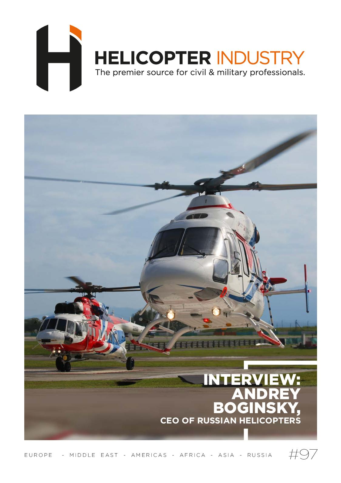 Helicopter Industry #97