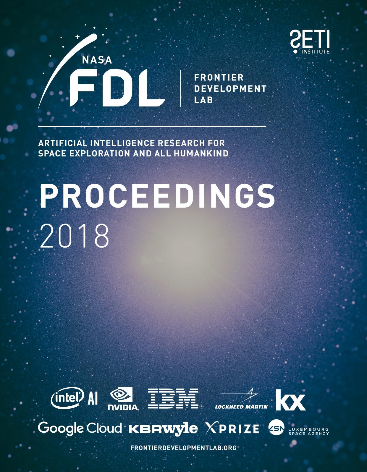 Calaméo - 2018 Proceedings Document