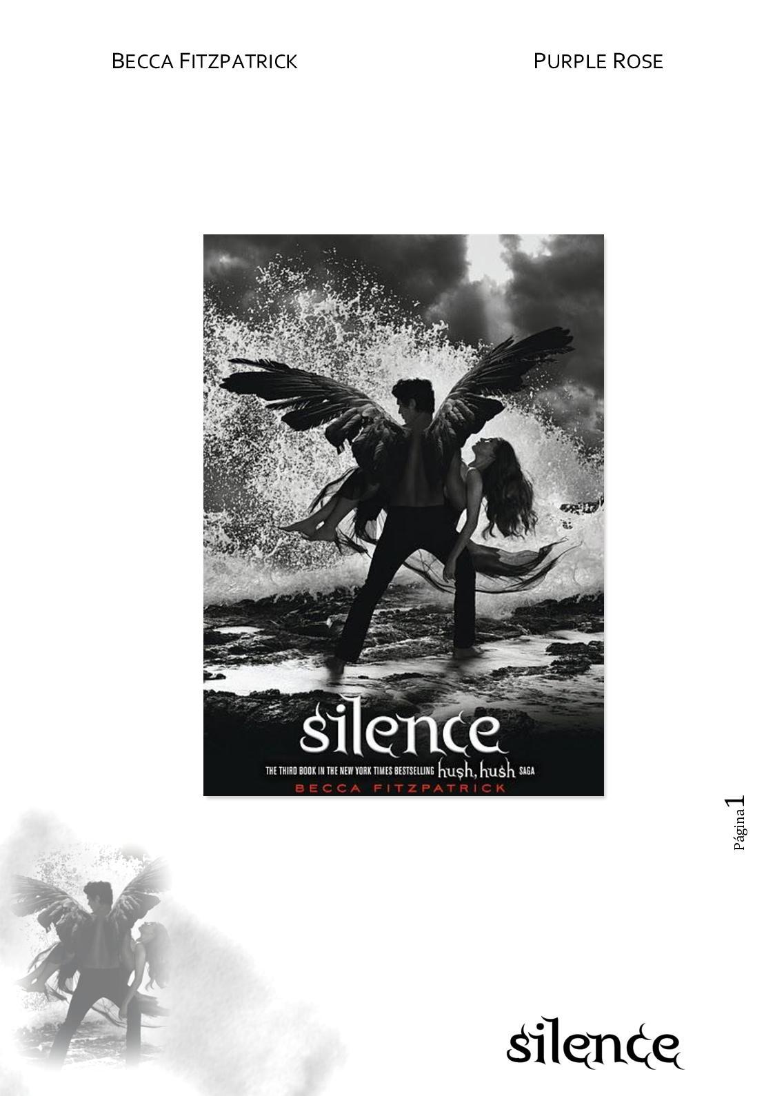 07c93bd0f Calaméo - Becca Fitzpatrick Hush Hush 03 Silence