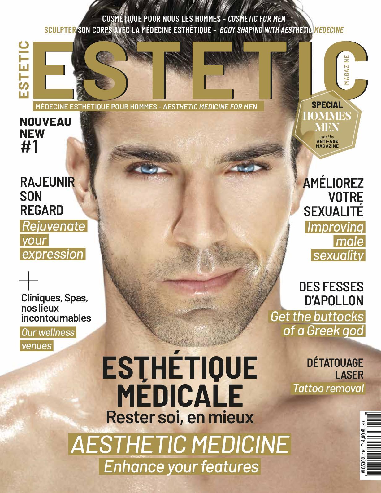 ESTETIC Magazine 2018