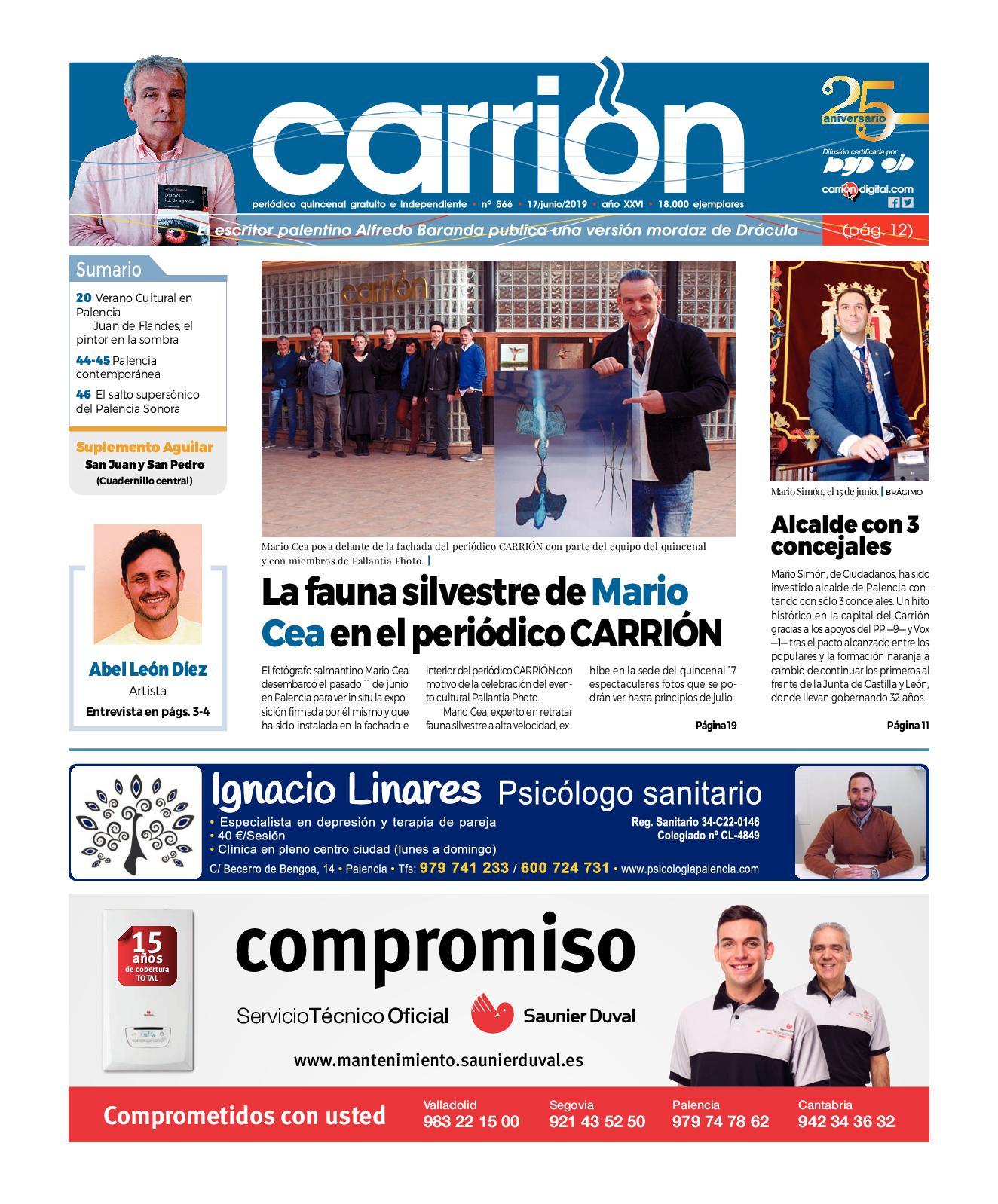04abb858a8 Calaméo - CARRIÓN 566