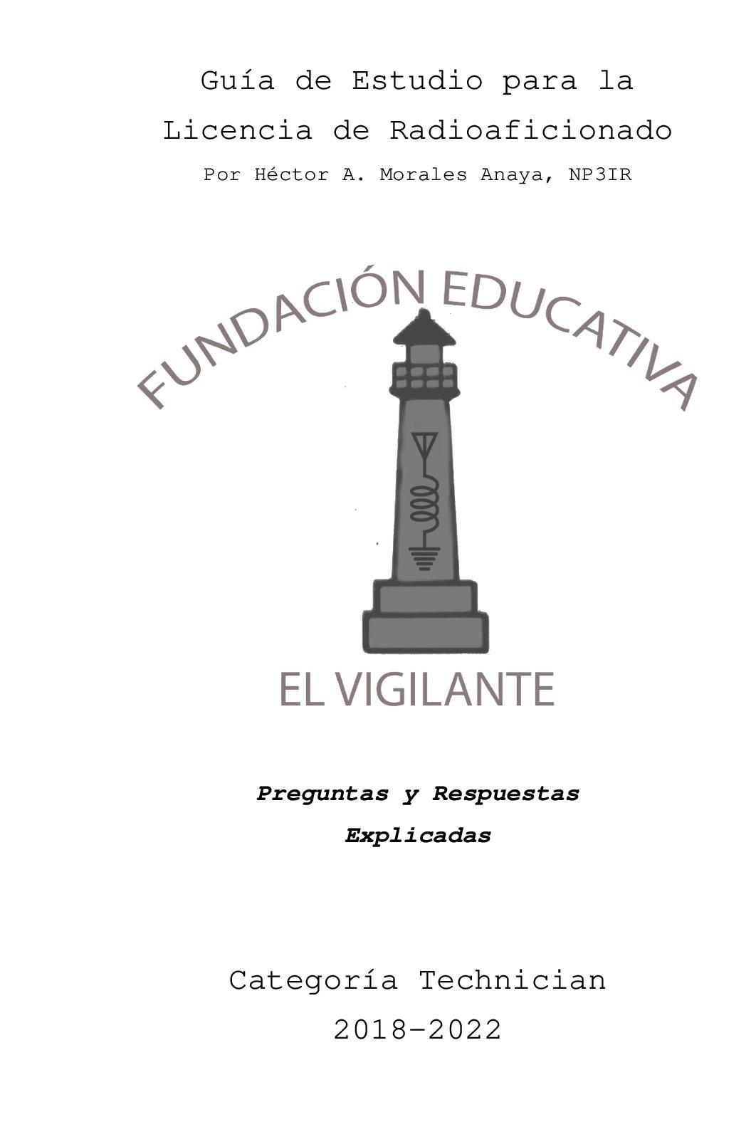 Calameo Guia De Estudio Preguntas Y Respuestas Technician 2018 2022