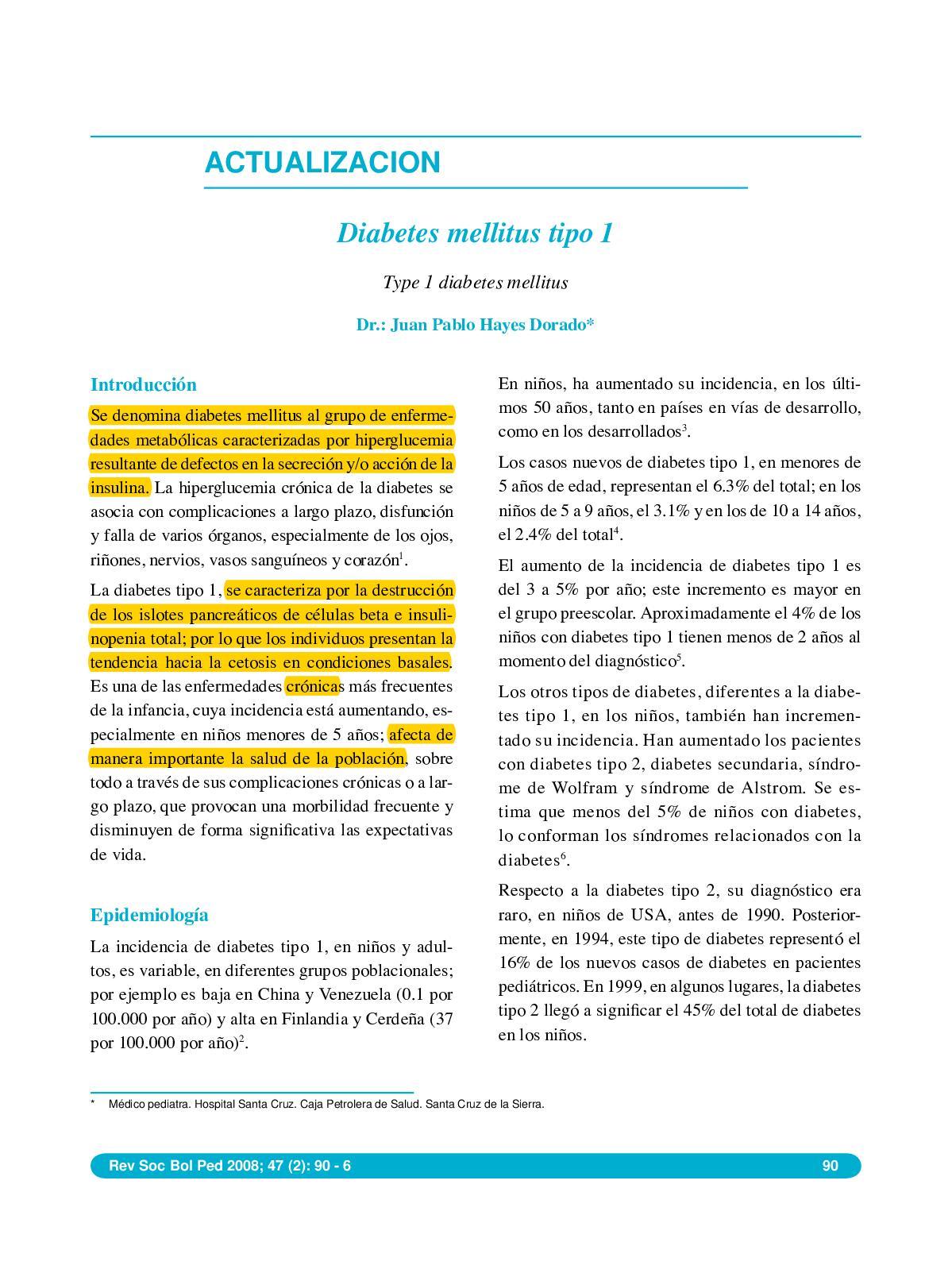 grupo genético que produce antígenos hla y diabetes