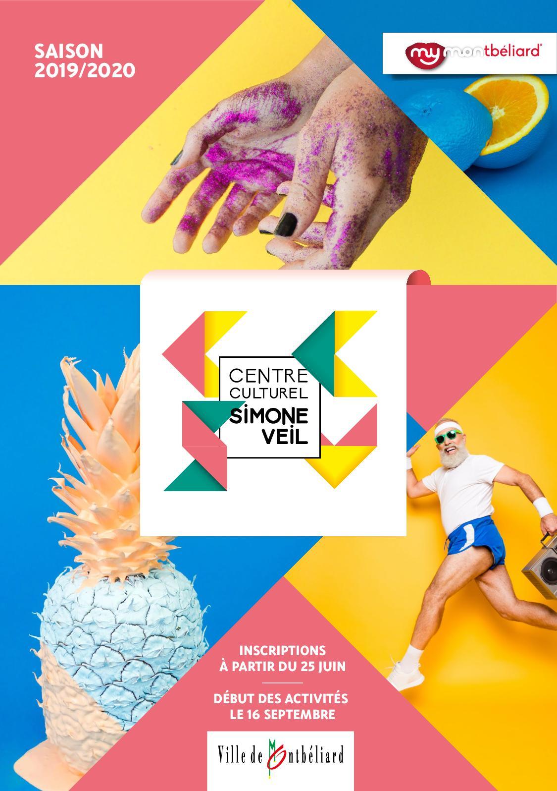 Cours De Dessin Montbéliard calaméo - programme du centre culturel simone veil 2019/2020