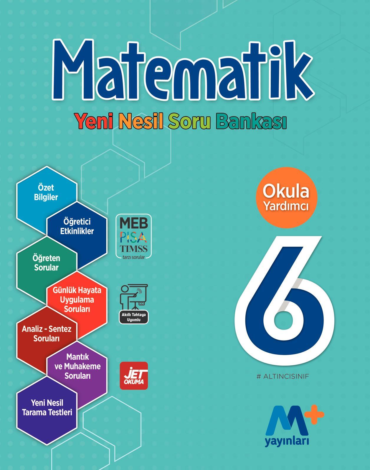 Calameo 6 Sinif Matematik Yeni Nesil Soru Bankasi