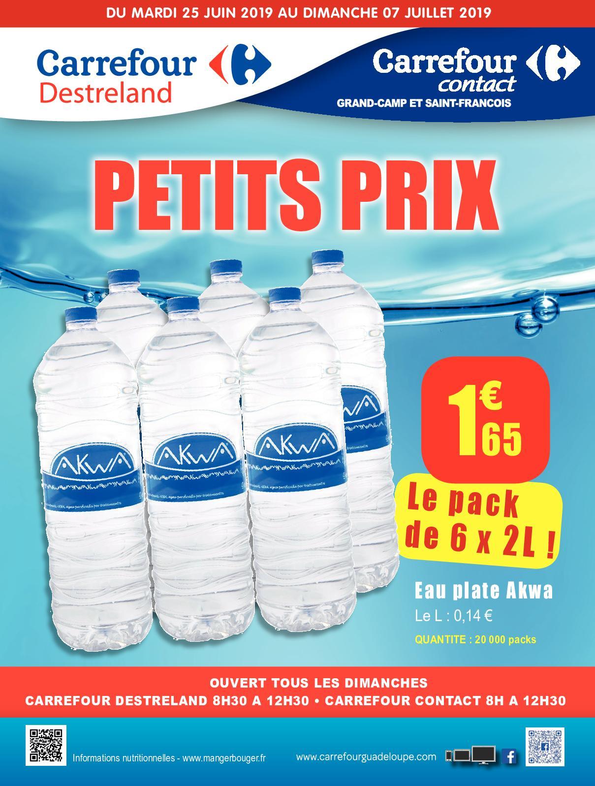 Catalogue Petits Prix