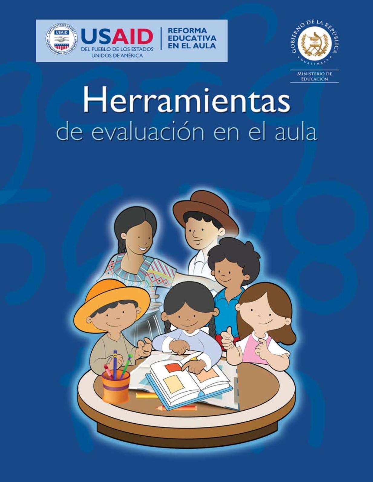 LIBRO Herramientas De Evaluacion En Aula - USAID YELA BOCALETTY 2006