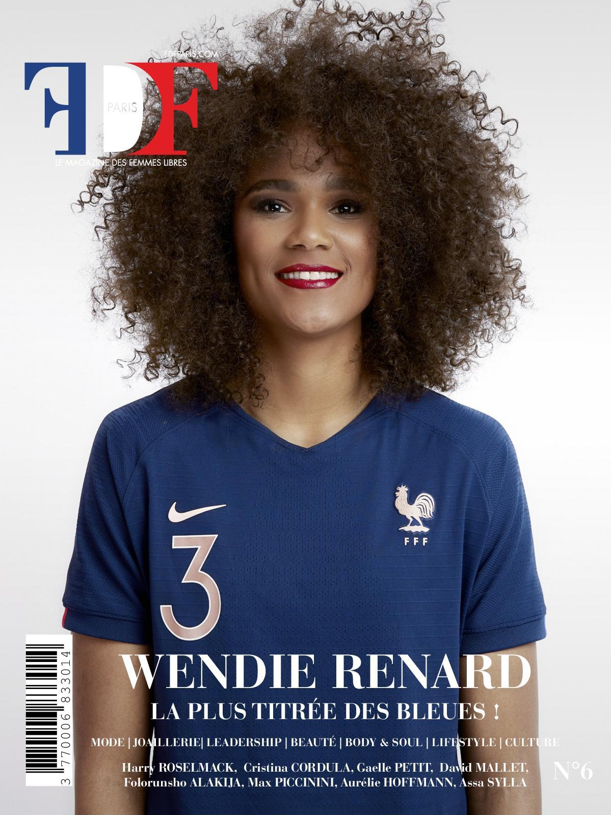 Wendie Paris N°6 Renard Calaméo Fdf wvmN8n0